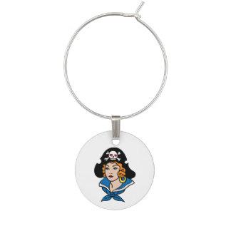 Identificador De Copa Mujer del pirata