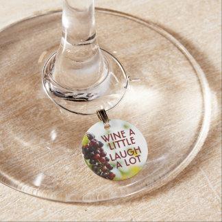 Identificador De Copa Wine un poco, risa mucho