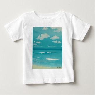 Ido a la playa camiseta de bebé