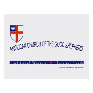 Iglesia Anglicana del buen pastor Postal