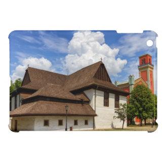 Iglesia articular de madera en Kezmarok,