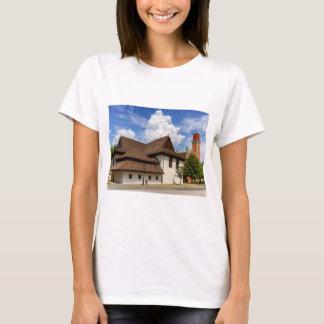 Iglesia articular de madera en Kezmarok, Camiseta