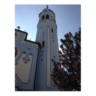 Iglesia azul, Bratislava Postal