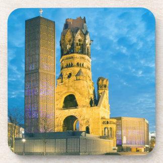 Iglesia conmemorativa de Kaiser Wilhelm, Berlín Posavasos