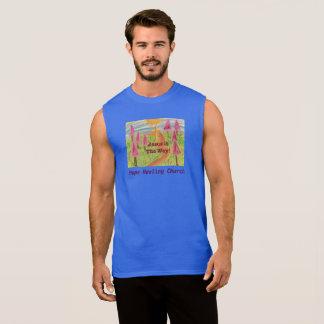 Iglesia curativa Jesús de la esperanza la camiseta