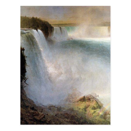 Iglesia de Federico Edwin - Niagara Falls del Ame Postal