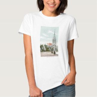 Iglesia de la tolerancia, Nueva York Camisas