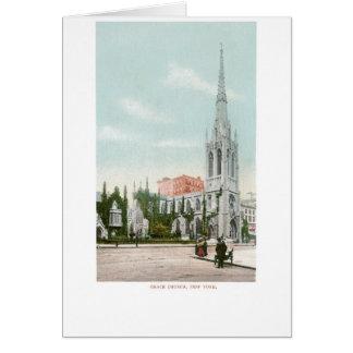 Iglesia de la tolerancia, Nueva York Tarjeta De Felicitación