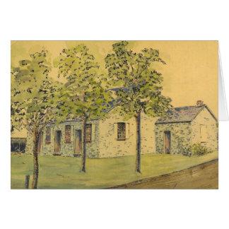 Iglesia de los hermanos, tarjeta de Springfield de
