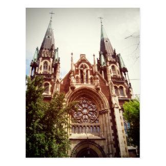 Iglesia de los santos Olga y Elizabeth Postal