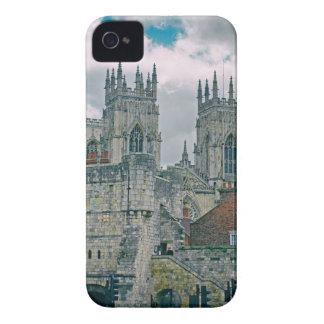Iglesia de monasterio de York y barra de Bootham Carcasa Para iPhone 4