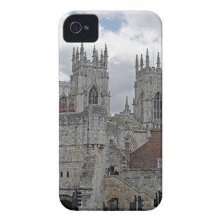 Iglesia de monasterio de York y barra de Bootham Carcasa Para iPhone 4 De Case-Mate