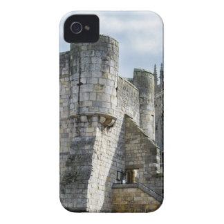 Iglesia de monasterio de York y barra de Bootham Funda Para iPhone 4