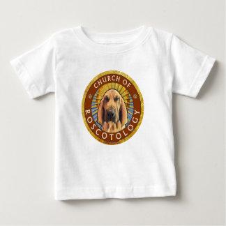 Iglesia de Roscotology (logotipo del círculo) Camiseta De Bebé