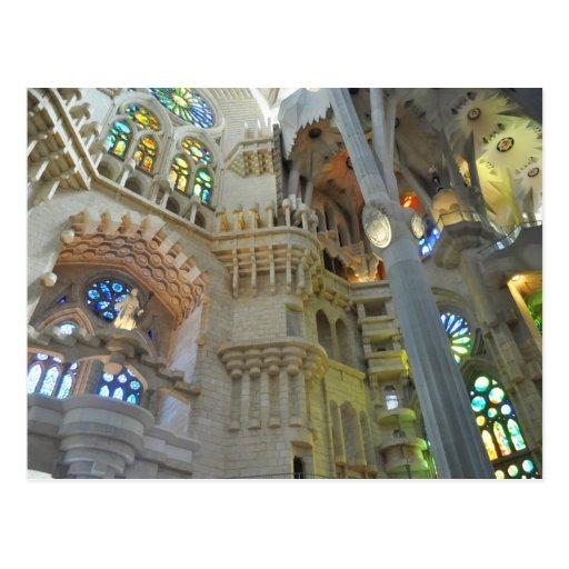 Iglesia de Sagrada Familia del La Postales