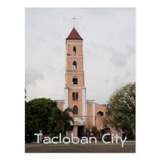 Iglesia de Santo Niño, ciudad de Tacloban Postal