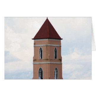 Iglesia de Santo Niño, ciudad de Tacloban Felicitacion