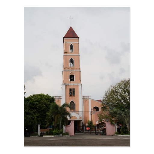 Iglesia de Santo Niño, ciudad de Tacloban Tarjetas Postales