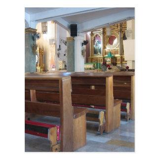 Iglesia de Santo Niño Postal