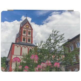 Iglesia de St Bartholomew, Lieja, Bélgica Cubierta De iPad