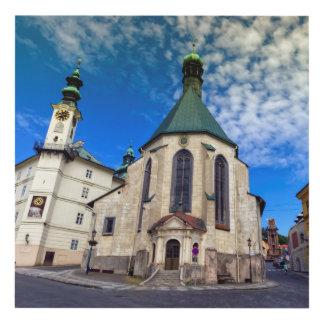 Iglesia de St. Catherine, Banska Stiavnica, Cuadro