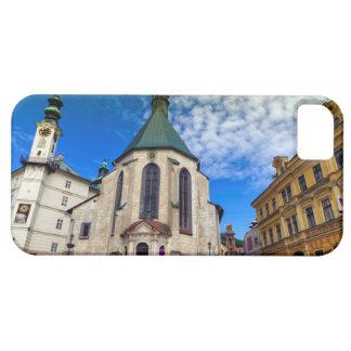 Iglesia de St. Catherine, Banska Stiavnica, Funda Para iPhone SE/5/5s