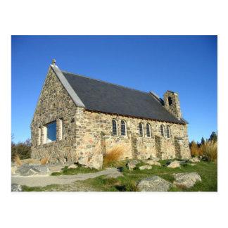 Iglesia del buen lago TeKApO sHePHeRD Postal