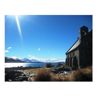 Iglesia del buen pastor postal