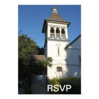 Iglesia del Nazarene Invitaciones Personales