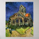 Iglesia en Auvers, Impresiones
