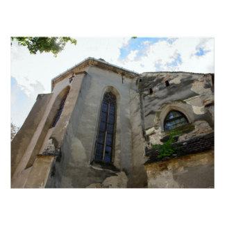 Iglesia evangélica Sibiu Invitaciones Personales