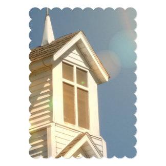 Iglesia Invitación 12,7 X 17,8 Cm