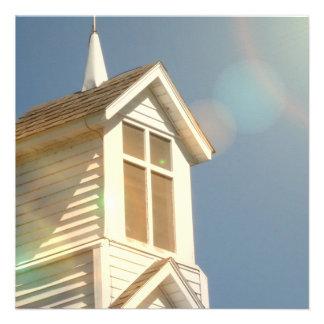 Iglesia Invitacion Personalizada