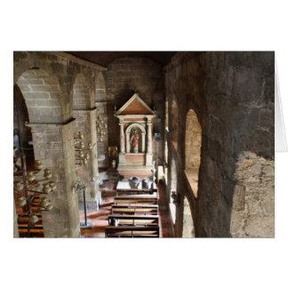 Iglesia parroquial de San José, ciudad de Las Tarjeta De Felicitación