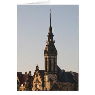 Iglesia reformada Leipzig, Alemania Felicitaciones