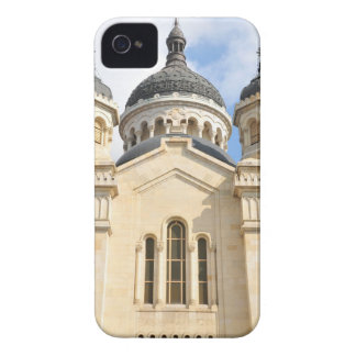 Iglesia vieja en Cluj Napoca, Rumania Funda Para iPhone 4 De Case-Mate