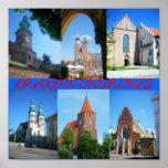 Iglesias de Kraków Impresiones