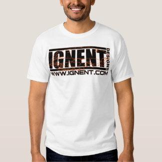 IGNENT _04 para hombre Camisetas