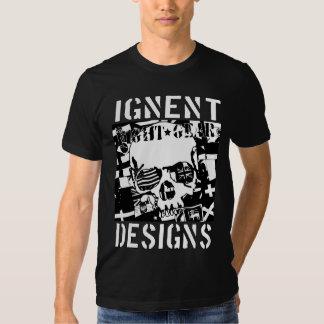Ignent __182 para hombre camisetas