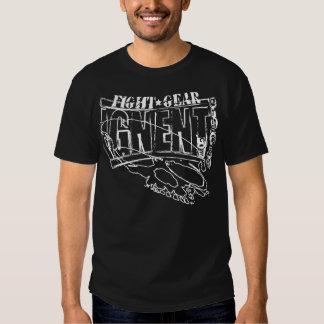 IGNENT Mens_66_wht-ink Camisetas