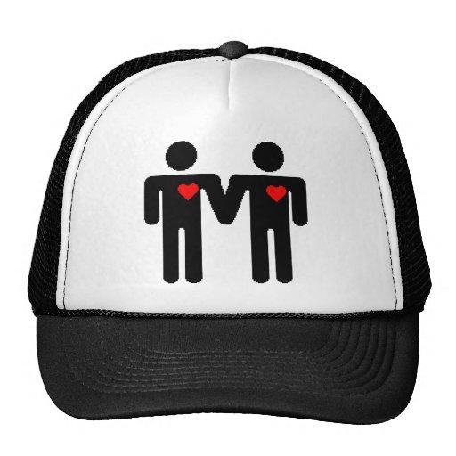 Igualdad de la boda gorro