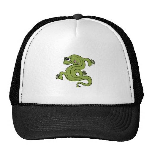 Iguana Gorros