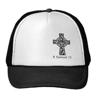 II gorra de Samuel 22