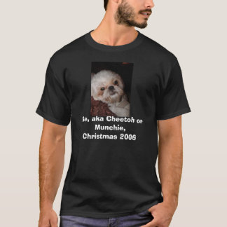 Ike, aka Cheetoh o Munchi… Camiseta