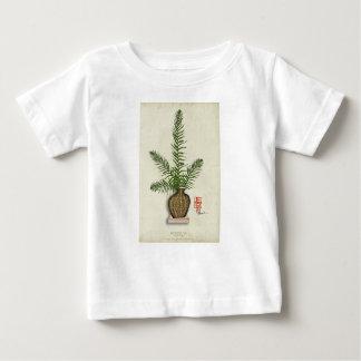 ikebana 16 por los fernandes tony camiseta de bebé