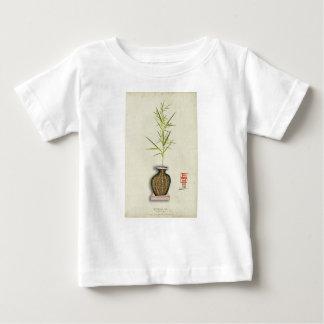 ikebana 20 por los fernandes tony camiseta de bebé