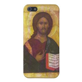 Ikon del escritor del evangelio iPhone 5 cobertura