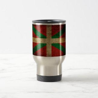 Ikurriña antigua tazas de café
