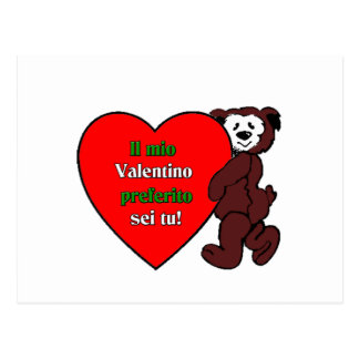 IL Valentino Mio Perferito Sei Tu Postal
