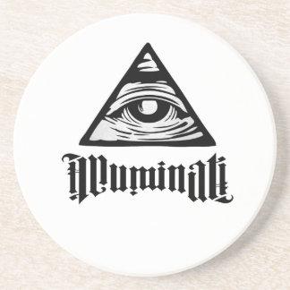 Illuminati Posavasos De Arenisca